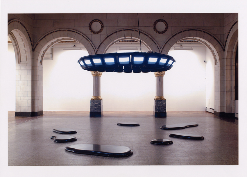 Birth of Liquid Anxieties, Museet for Samtidskunst, 2002