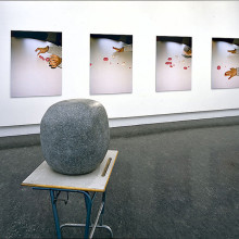 Fortapelsens kronologier, Sørlandets kunstmuseum, 2004