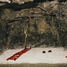 Untitled (Mellom rommene, 1990), Preus Museum, 2009